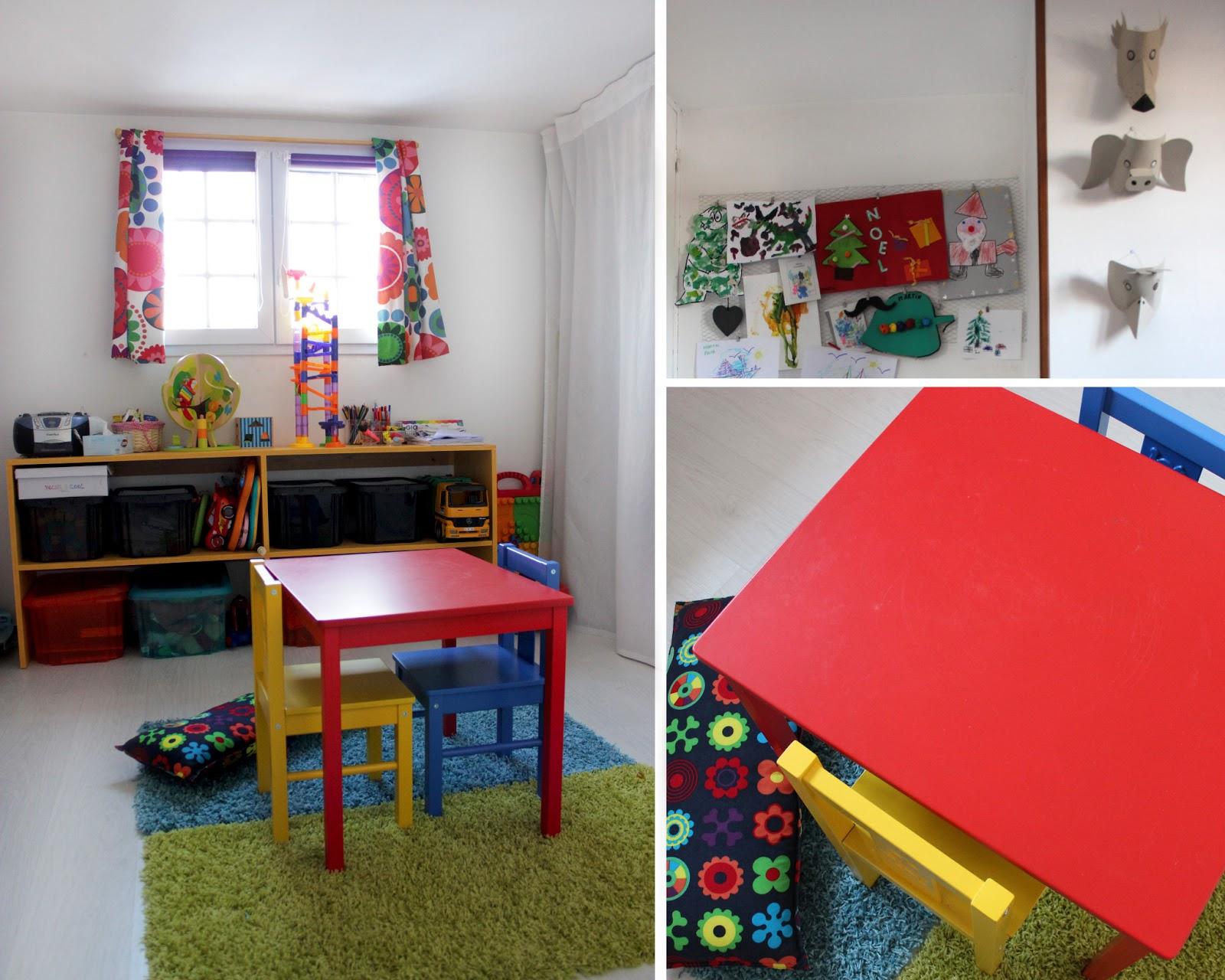 amenager une veranda en salle de jeux. Black Bedroom Furniture Sets. Home Design Ideas
