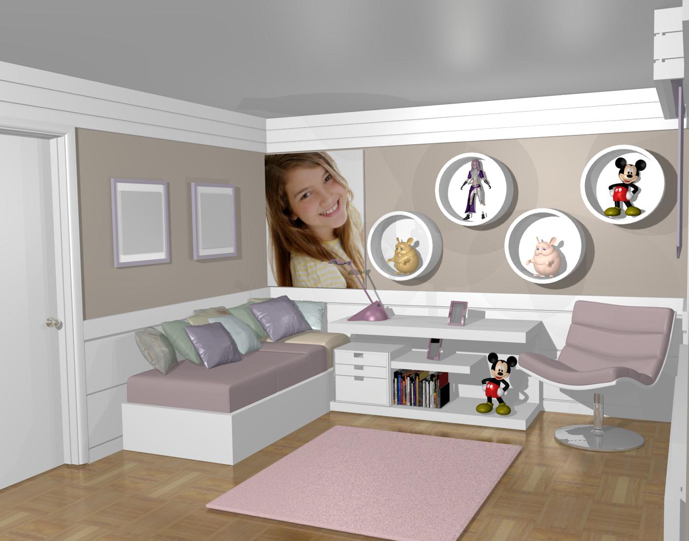 Armarios planejados quarto menina bebe moveis cozinha marcenaria painel tv lcd closet indos - Armarios de bebe ...