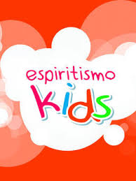 revista espiritismo kids