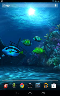 Ocean HD v1.6 Apk Free Wallpapers Zippyshare Download