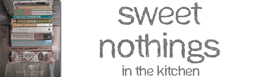 Sweet Nothings In The Kitchen