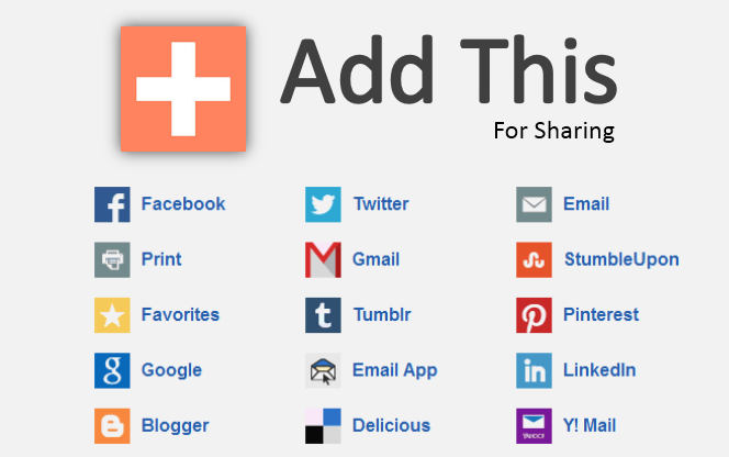Add This Extension For Sharing