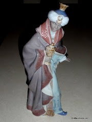Lladro King Baltasar #01425