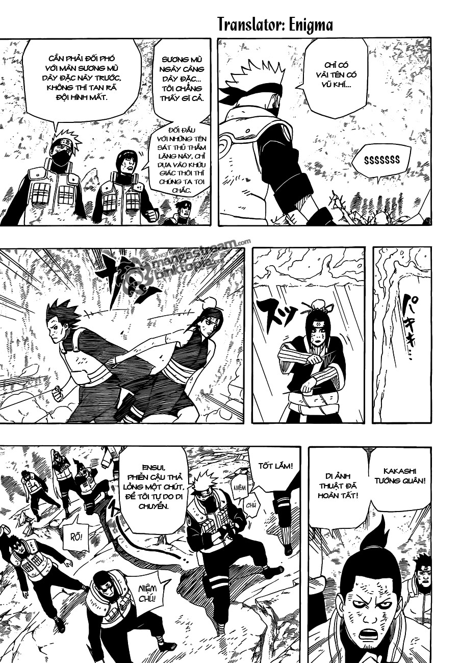 Naruto chap 523 Trang 7 - Mangak.info
