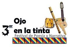 III Festival de Poesía y Narrativa Ojo en la tinta