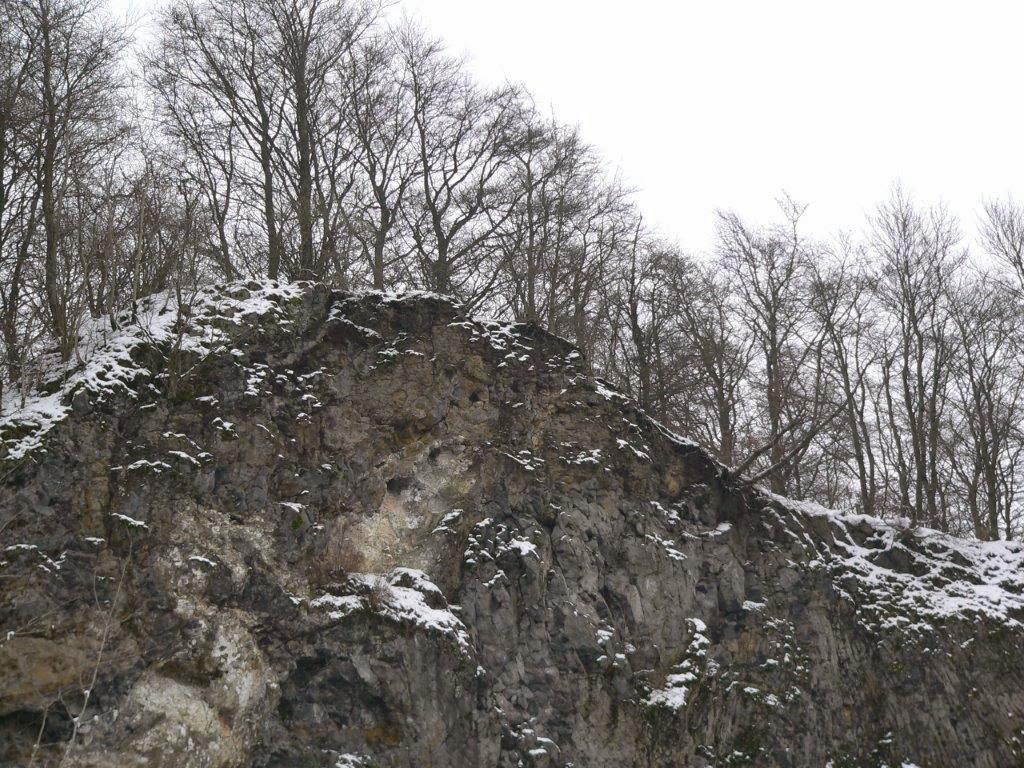 Arensberg Vulkan Eifel erloschen