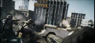 Sorprendente tráiler de Battlefield 3