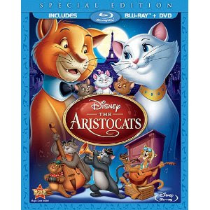 Aristocats Blu Ray Release Date