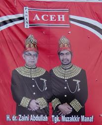 Gubenur Aceh Priode 2012-2017