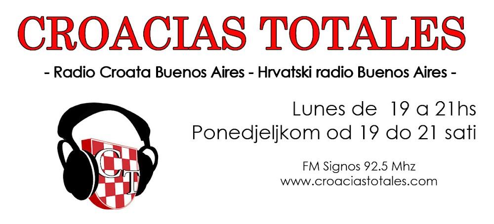 Croacias Totales - Radiosat