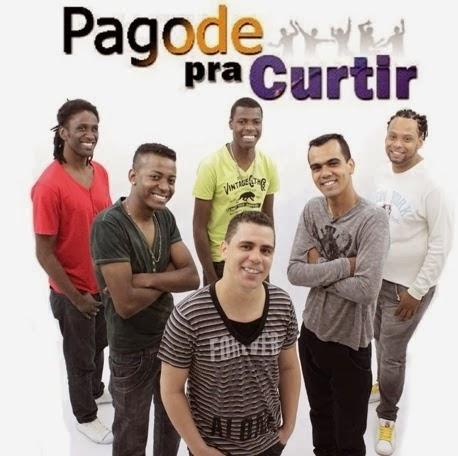 Grupo-pagode-pra-curtir Pagode Pra Curtir - Bem a Vontade (2014)
