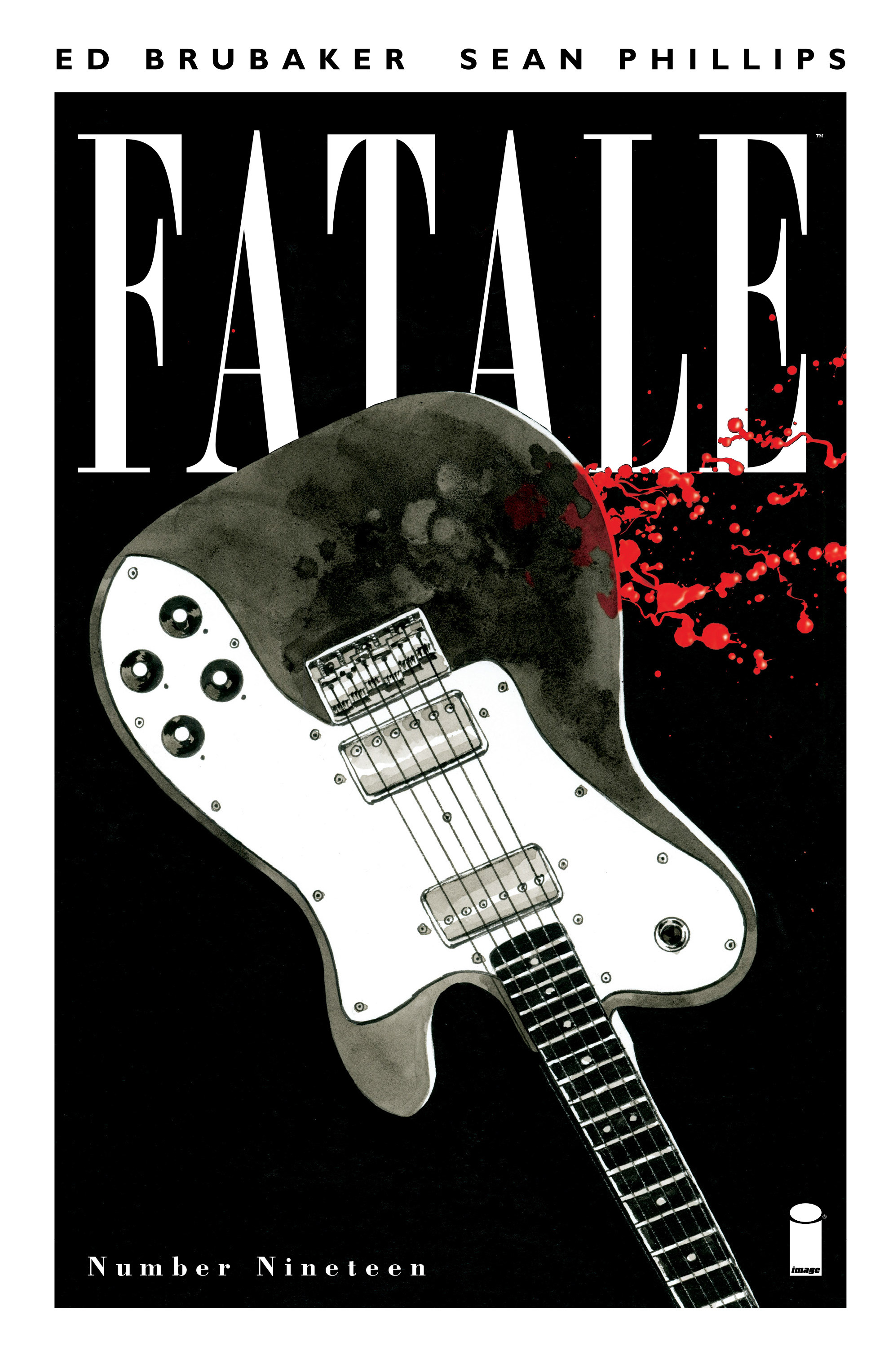 Fatale issue 19 - Page 1