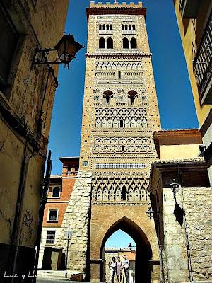 Teruel turismo, torre de San Martín