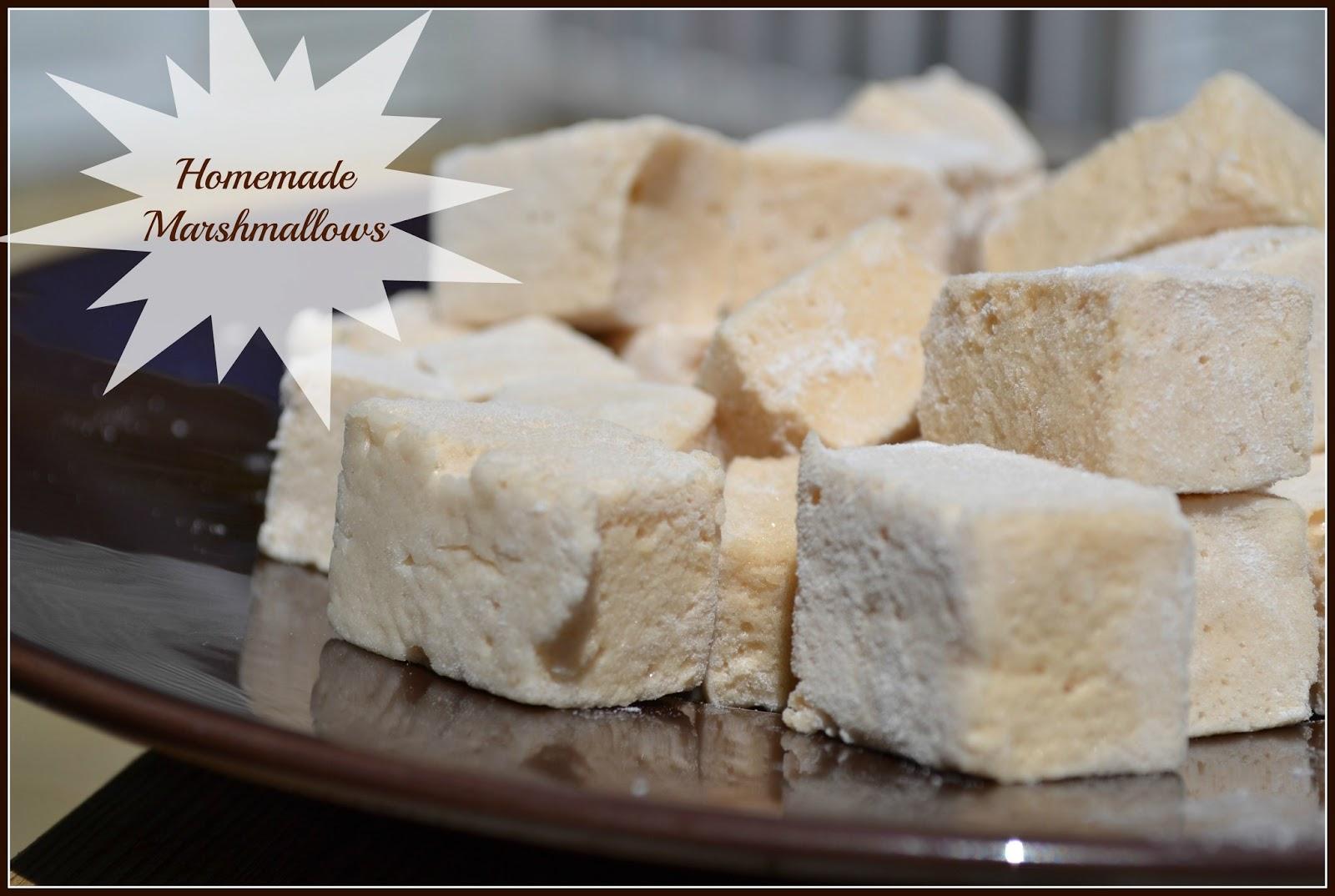 Marshmallows, S'mores Ice Cream, Sea Salt Caramel Ice Cream and ...