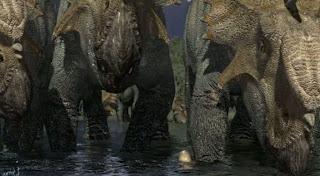 Dinosaurio (2000) | Capturas | Imágenes