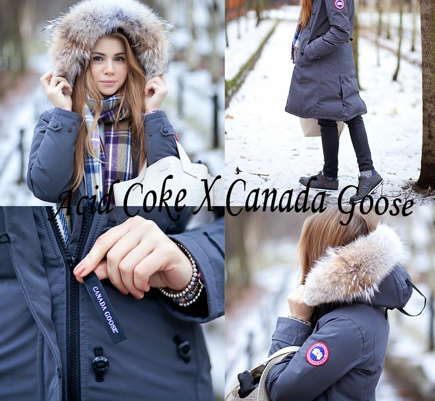 canada goose kensington graphite xs