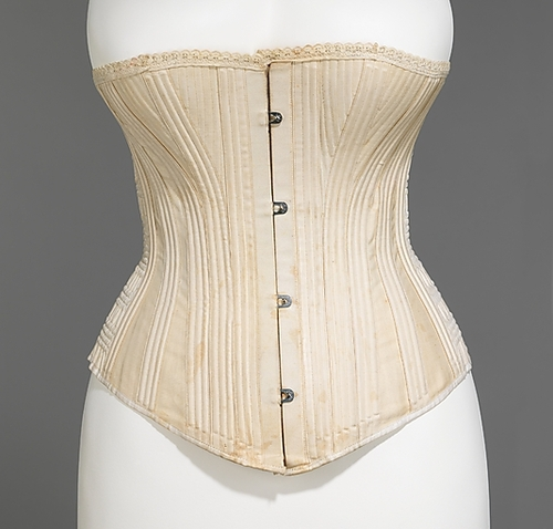 f159d1e8ce Sport Corset 1885 The Metropolitan Museum of Art