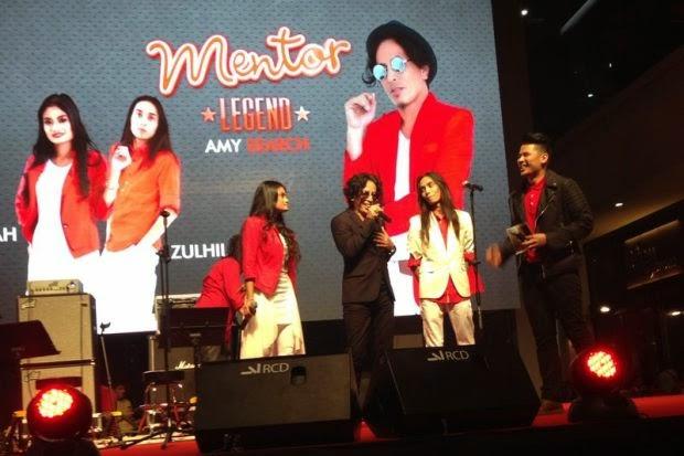 Mentor Legend Showcase