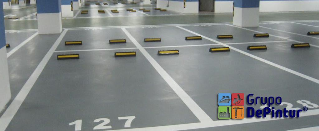 pinturas de poliuretano para pavimentos grupo depintur