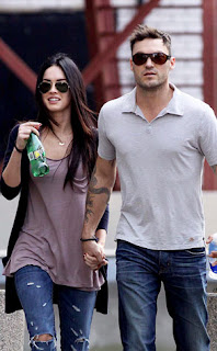 Megan Fox and Brian Austin Green reveal they are expecting a baby boy