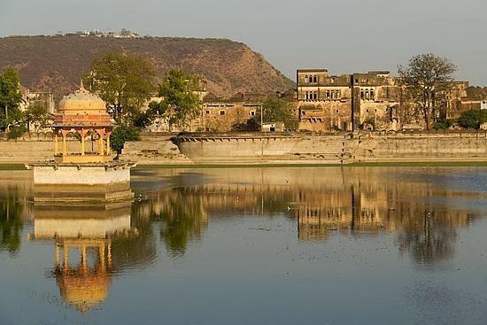 Nawal Sagar Bundi India
