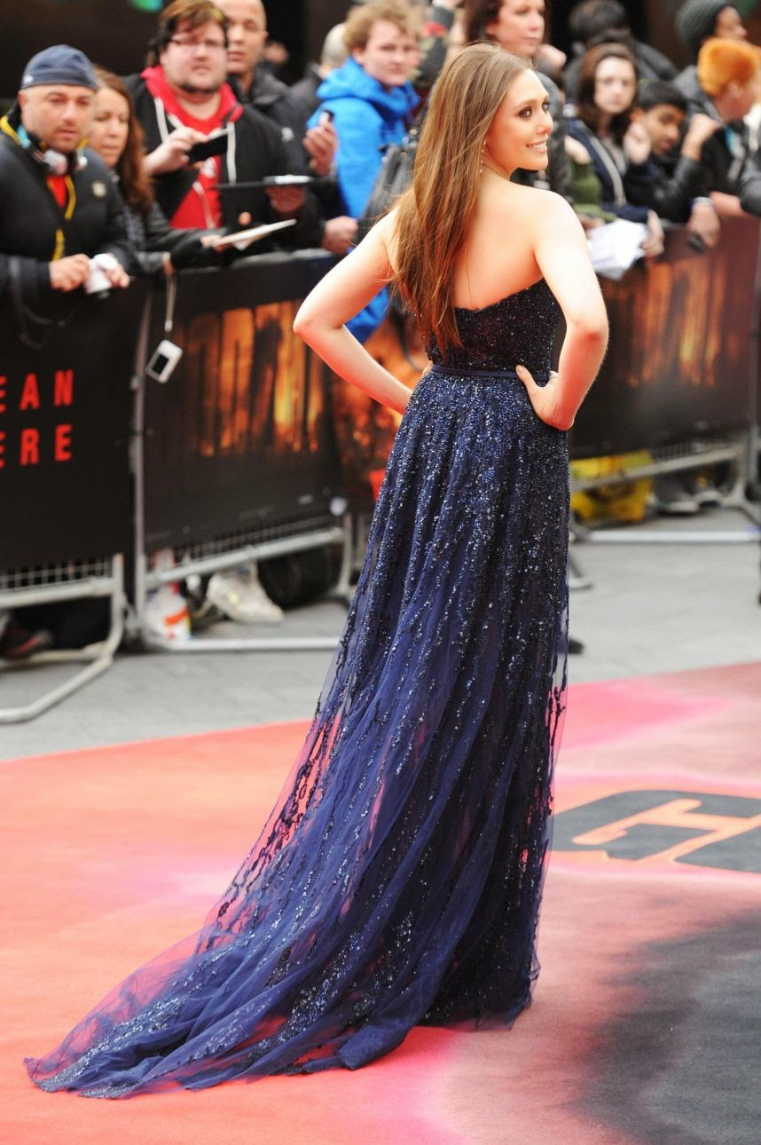 Elizabeth+Olsen+Flaunting+at+Premiere+of+'Godzilla'+in+London+(3) Elizabeth Olsen Flaunting at Premiere of 'Godzilla' in London