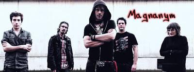 Magnanym - Rock'n'live