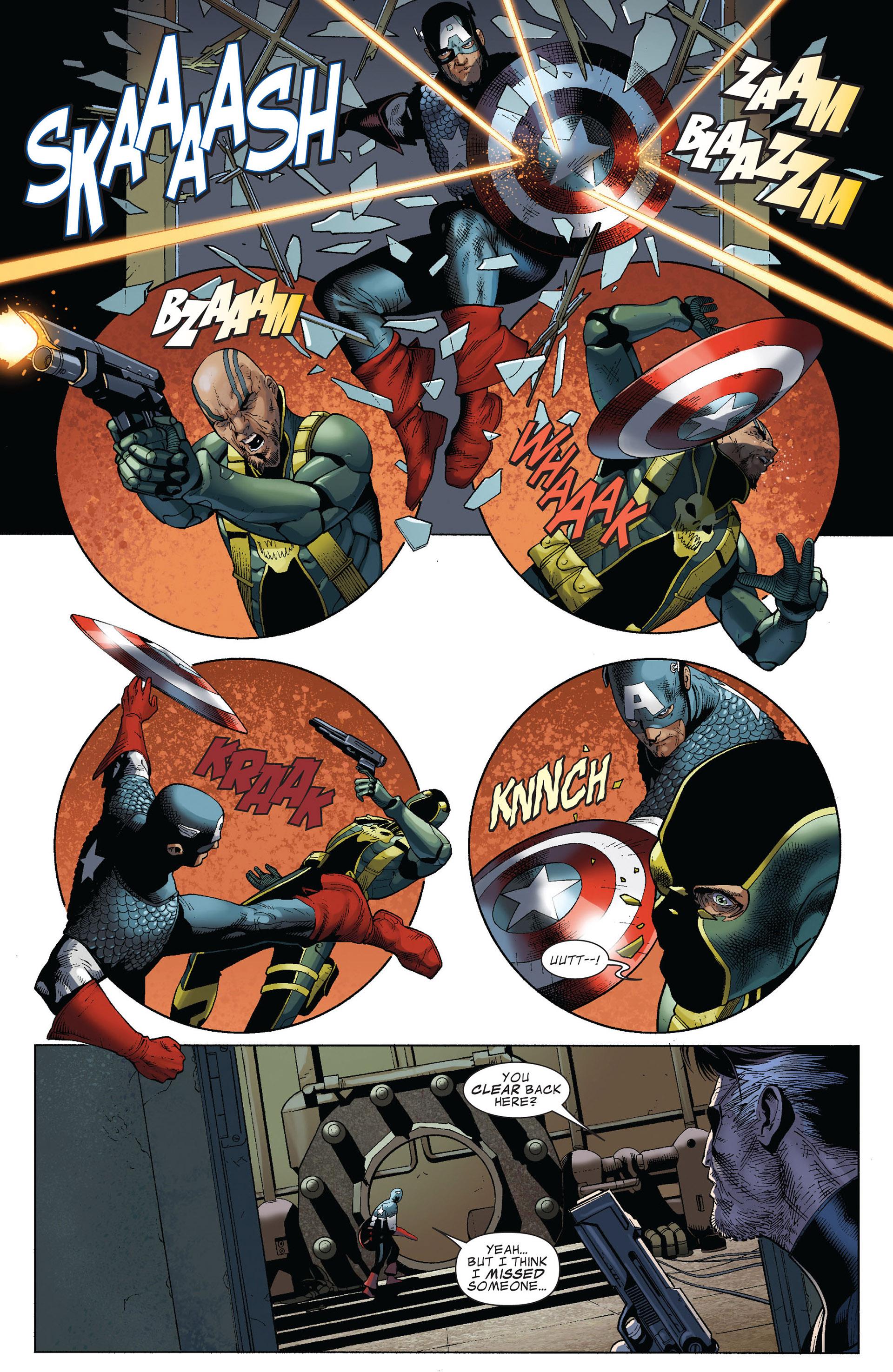 Captain America (2011) Issue #2 #2 - English 15