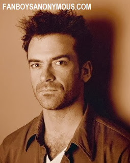 Canadian horror actor Alan Van Sprang promotional photo