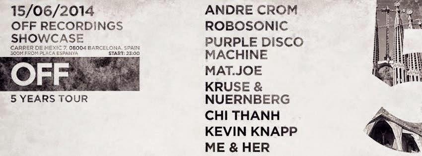 Sofi De La Torre - Vermillion (Andre Crom & Chi Thanh Remix)