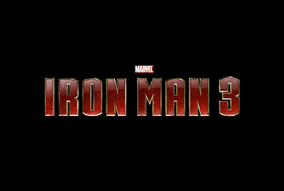 Marvel Iron Man 3 Logo HD Wallpaper