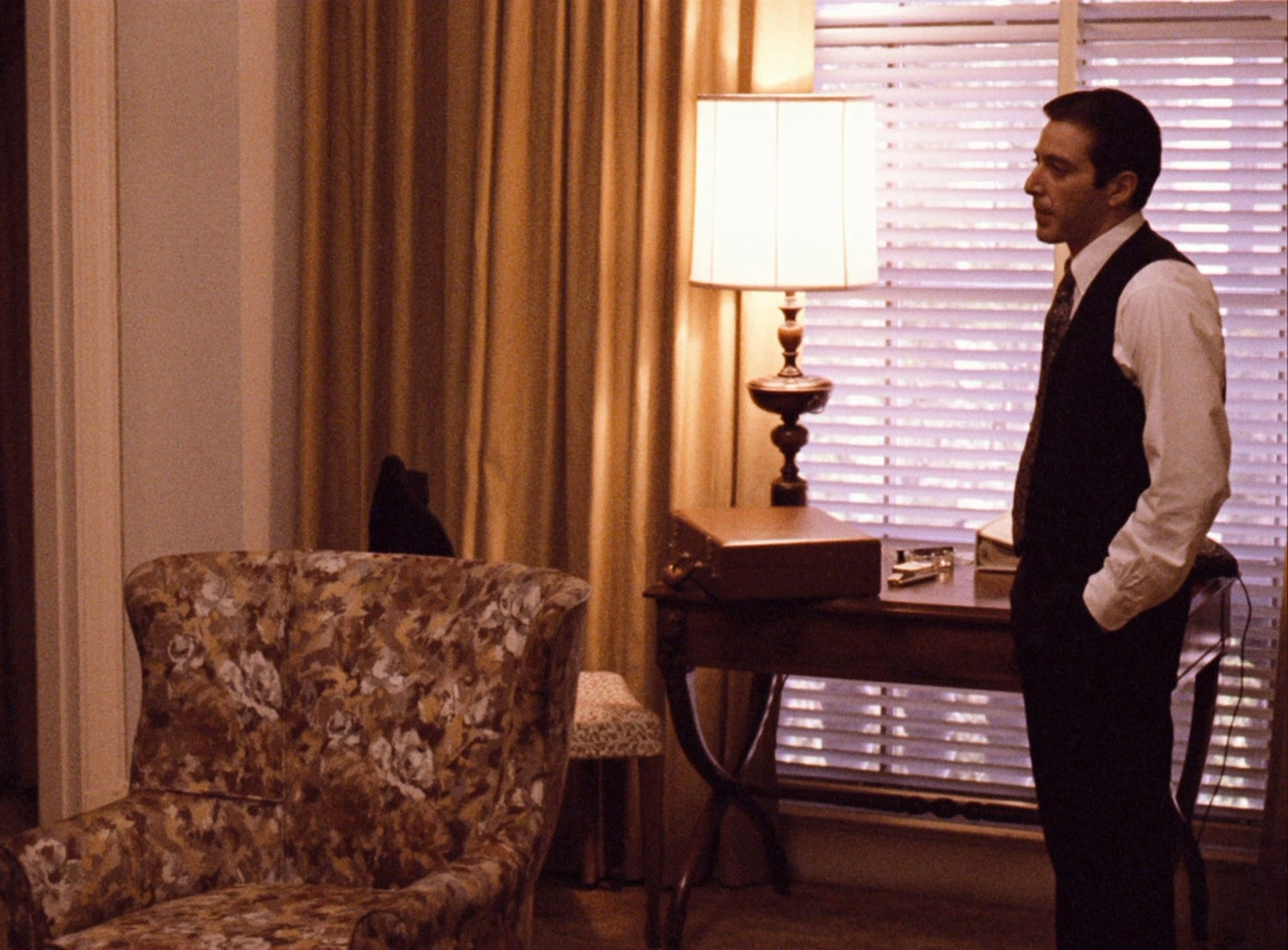godfather book vs movie essay A summary of themes in 's the godfather trilogy learn exactly what happened in this chapter, scene, or section of the godfather trilogy and what it means perfect for acing essays, tests, and quizzes, as well as for writing lesson plans.