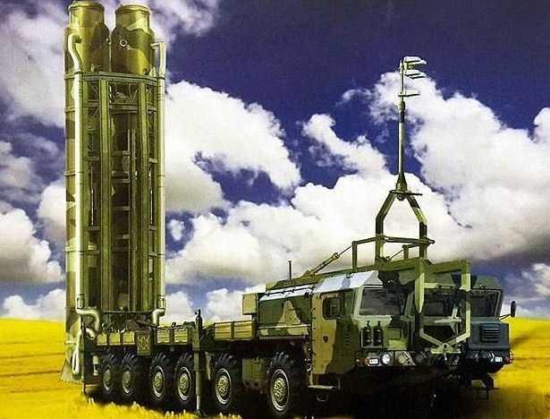Sistem Peterhanan Udara S-500 Akan Mampu Mencegat Rudal Yang Masuk Dari Ruang Angkasa