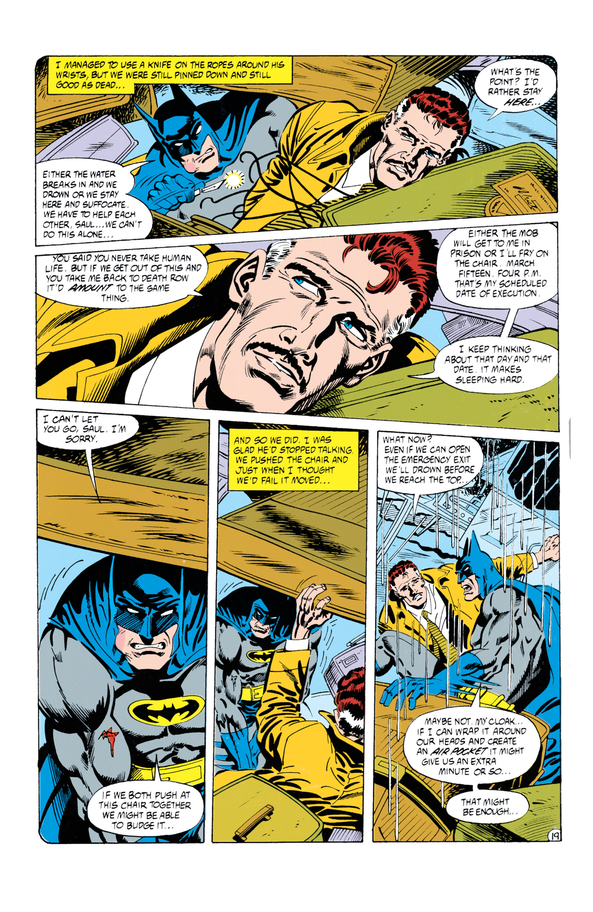 Detective Comics (1937) Issue #630 Page 20