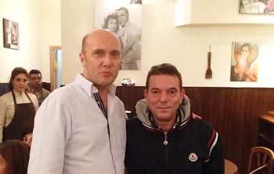 Esteban Capdevila y Alberto Carta de Don Lisander. Blog Esteban Capdevila