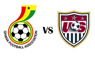 Ghana 1 - 2 EEUU. Grupo G. EE.UU. derrota a la potente Ghana