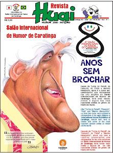 OUTRAS PUBLICAÇÕES: Revista Huai - Nº 1