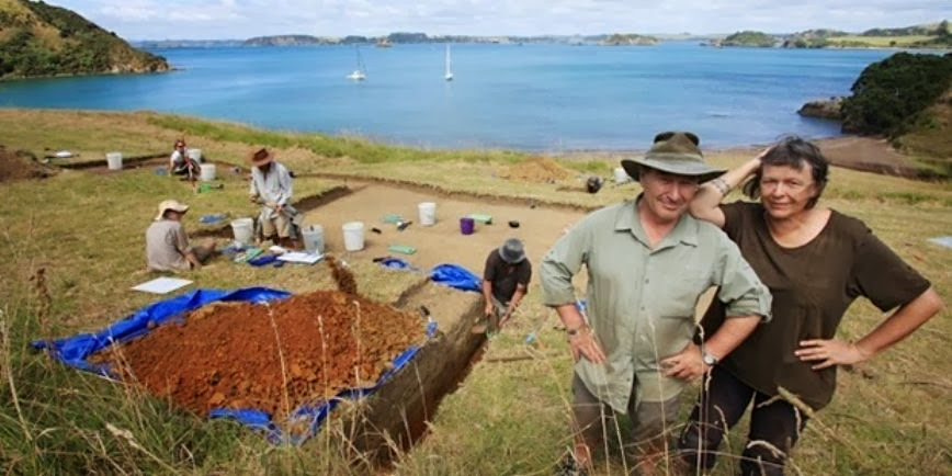 NZ's first missionary station uncovered