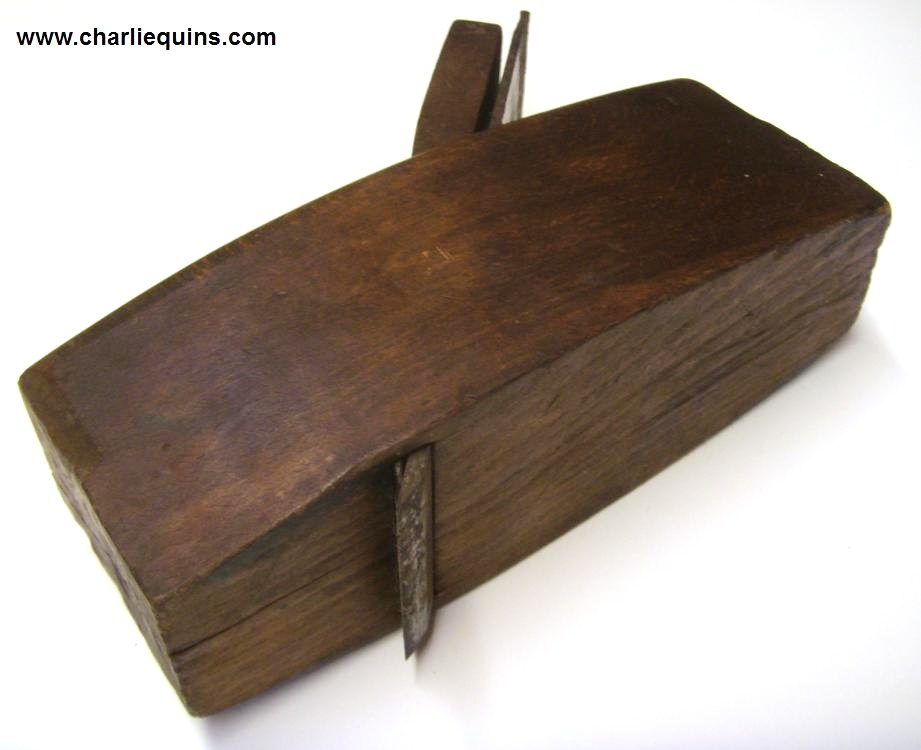 ... THINGS FOR SALE: Antique Woodworking Tools - Wood Planes - 002