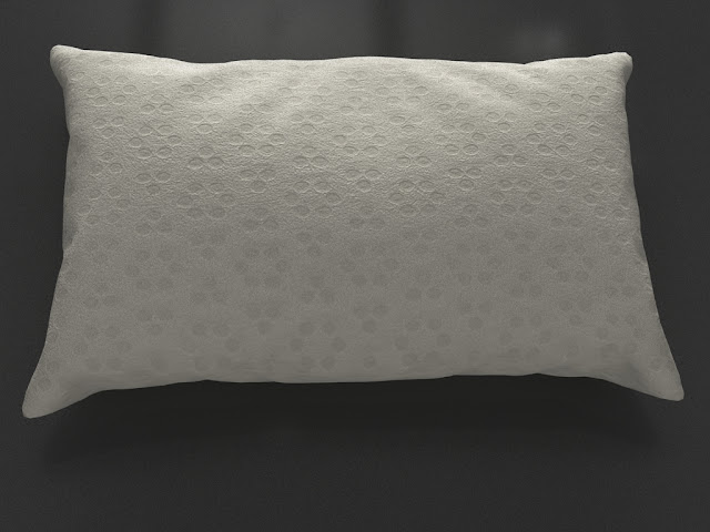 Creating a pillow in 3Ds MAX Tutorial 5fa457340
