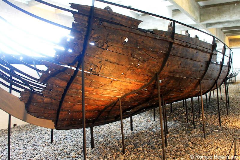Skuldelev 1 Viking Ship Museum Roskilde Denmark