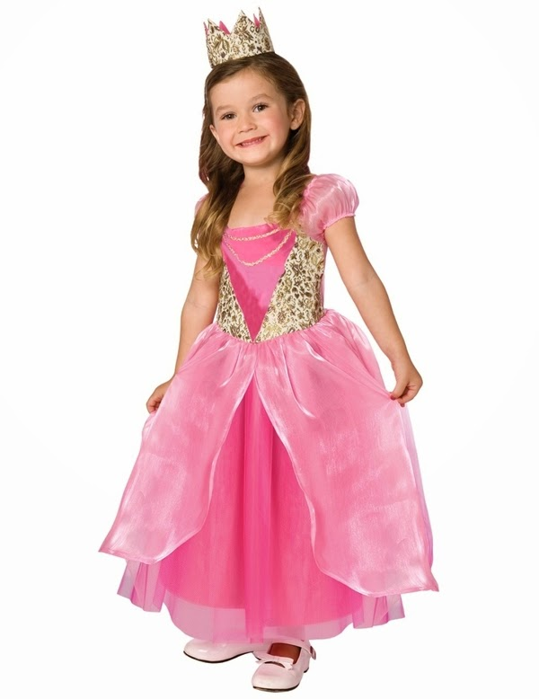 Jokers' Masquerade, fancy dress, children princess costume