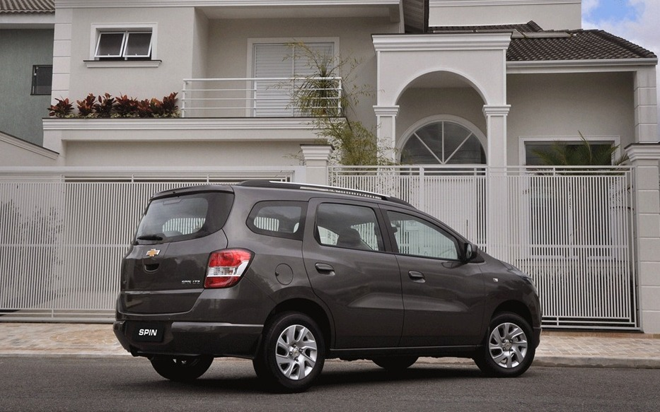 Chevrolet Spin Fotos Consumo Pre 231 O E Especifica 231 245 Es
