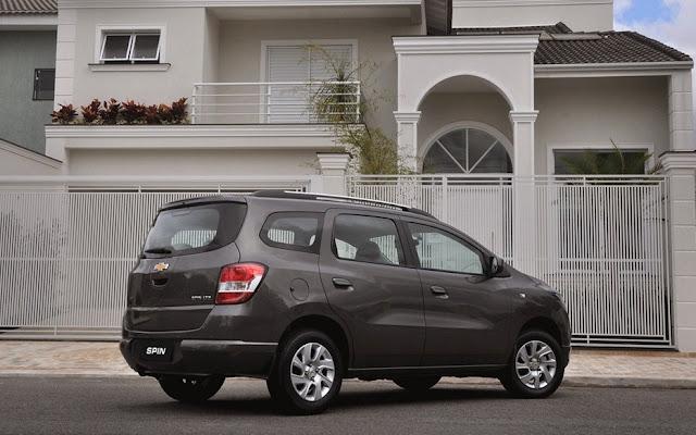 Chevrolet Spin - 2013