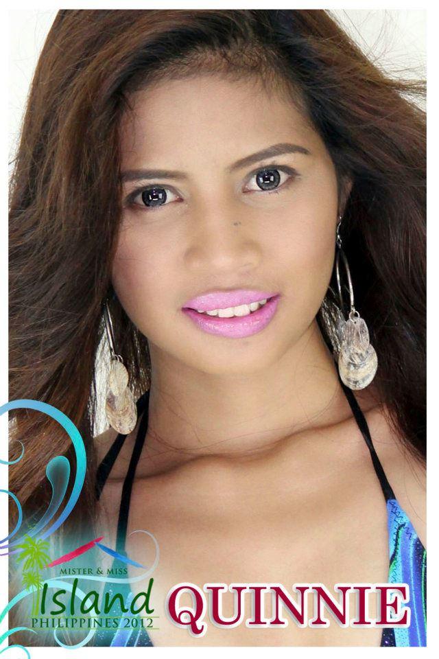 Miss Island Philippines 2012 Quennie de Vera