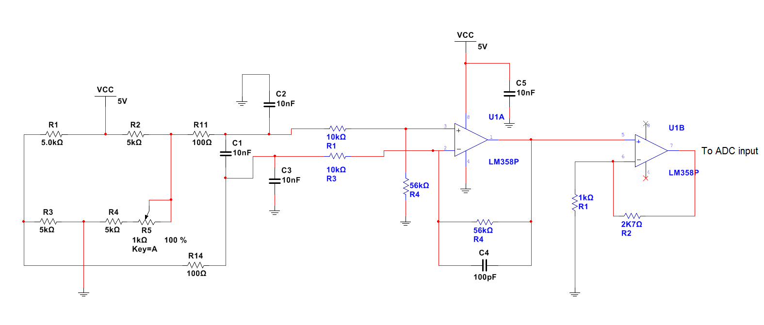 The Answer Is 42 How To Use A Pressure Sensor With Lang Wiring Diagram I Simulated Circuit Just Make Sure It Worked Appears And Here Video Of For Those That Are Interested
