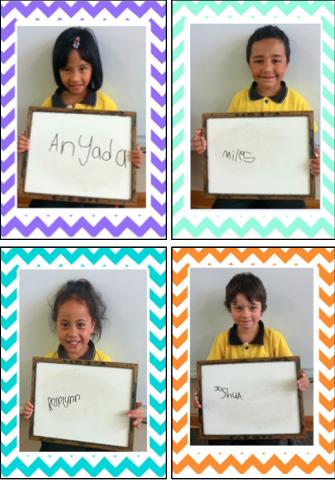 Anyada, Miles, Roselynn, Joshua