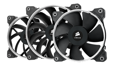 Corsair Air Series Fans Cooling screenshot 1