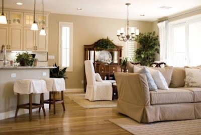 Decoraci n de interiores estilo neoclasico decoracion for Casas estilo americano interiores