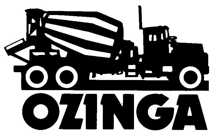 Ready Mix Concrete Logo Design : Dc aiga the ozinga ready mix concrete identity